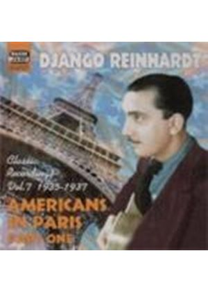 Django Reinhardt - Django Reinhardt Vol.7 1935-1937 (Americans In Paris Part 1)