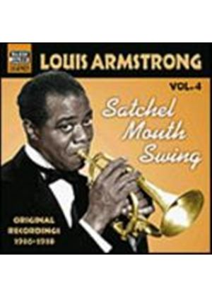 Louis Armstrong - Vol.4 - Satchel Mouth Swing: Original Recordings 1936 - 1938 (Music CD)