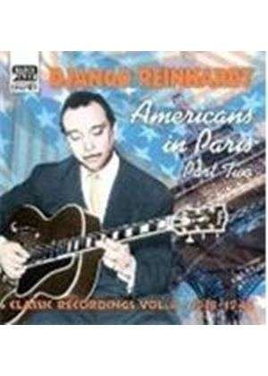 Django Reinhardt - Django Reinhardt Vol.8 (Americans In Paris Vol.2/Original Recordings 1938-1945)