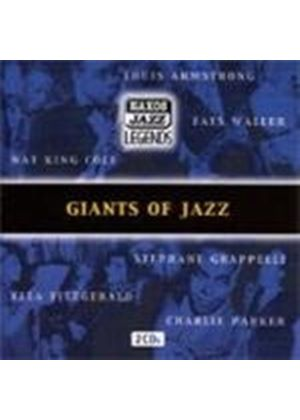 Various Artists - Giants Of Jazz