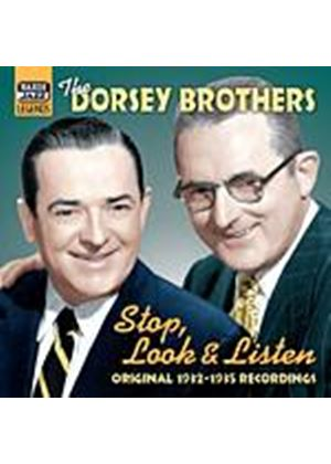 The Dorsey Brothers - Stop, Look And Listen Original 1932 - 1935 Recordings (Music CD)