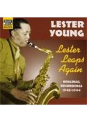 Lester Young - Lester Leaps Again (Original Recordings 1942-1944)
