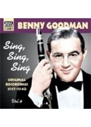 Benny Goodman - Sing Sing Sing (Original Recordings 1937-1940)