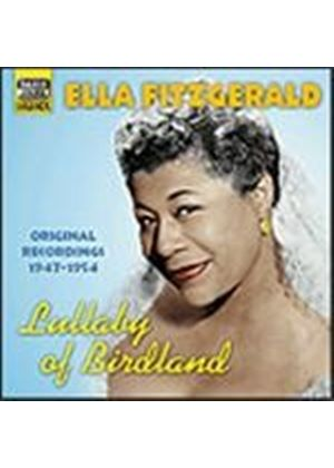 Ella Fitzgerald - Lullaby Of Birdland (Original Recordings 1947-1954)