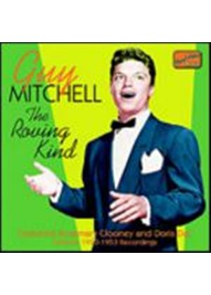 Guy Mitchell - Roving Kind, The: Original 1950 - 1953 Recordings (Music CD)