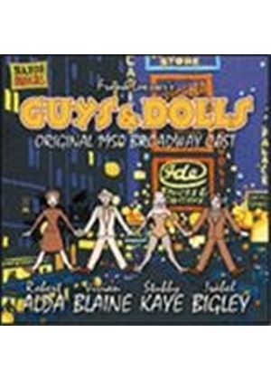Original Broadway Cast Recording - Guys And Dolls (soundtrack)