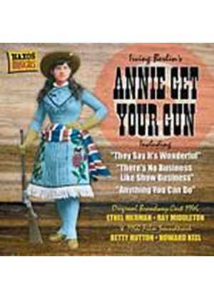 Original Broadway Cast Recording - Annie Get Your Gun (Music CD)