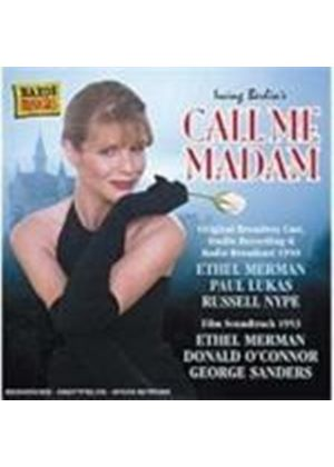 Original Broadway Cast Recording - Call Me Madam (Berlin) (Music CD)