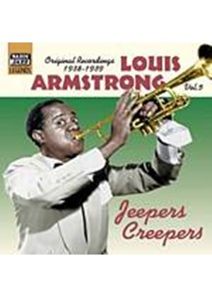Louis Armstrong - Original Recordings 1938 - 1939 Vol. 5: Jeepers Creepers (Music CD)