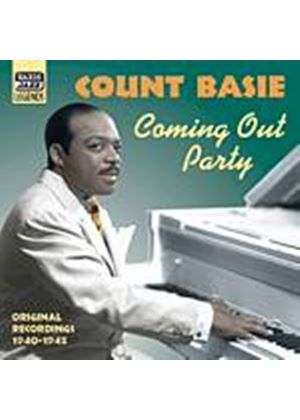 Count Basie - Original Recordings 1940 - 1942: Coming Out Party (Music CD)