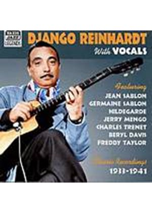 Django Reinhardt - With Vocals - Classic Recordings 1933 - 1941 (Music CD)