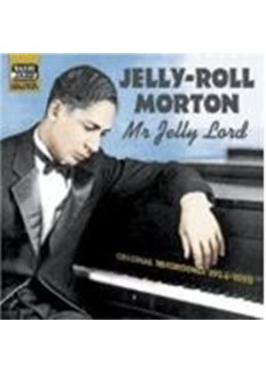 Jelly Roll Morton - Mr Jelly Lord (Original Recordings 1924-1930)