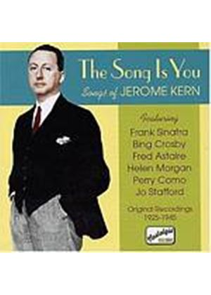 Jerome Kern - The Song Is You (Music CD)