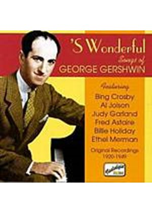 Various Artists - S Wonderful - Songs Of George Gershwin (Music CD)