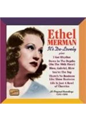 Ethel Merman - IT'S DE-LOVELY