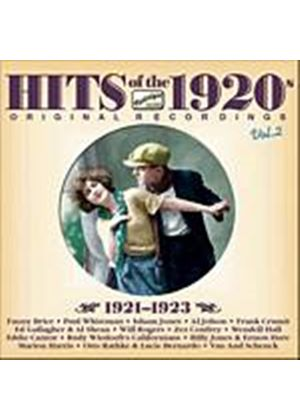 Various Artists - Hits Of The 1920s Vol. 2: 1921 - 1923 (Music CD)