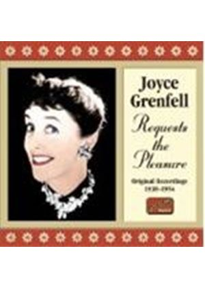 Joyce Grenfell - Requests The Pleasure: Original Recordings 1939 - 1954 (Music CD)
