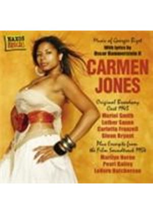 Bizet; Hammerstein: Carmen Jones (Music CD)