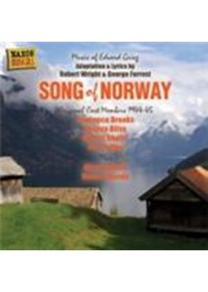 Grieg: Song of Norway (Music CD)