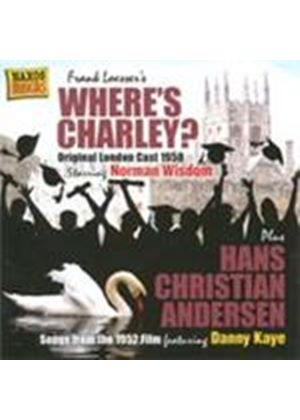 Various Artists - Where's Charley (& Hans Christian Anderson) (Music CD)