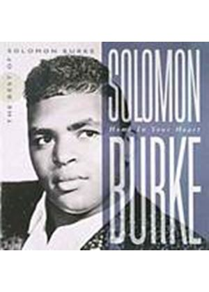 Solomon Burke - Home In Your Heart - The Best (Music CD)