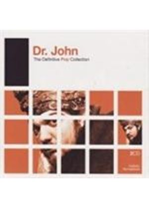 DR.JOHN - DEFINITIVE 2CD