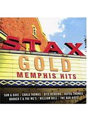 Various Artists - Stax Gold - Memphis Hits (Music CD)