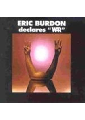 Eric Burdon & War - Eric Burdon Declares War (Music CD)