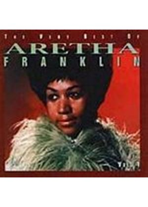 Aretha Franklin - The Very Best Of Aretha Franklin - The 60s (Music CD)