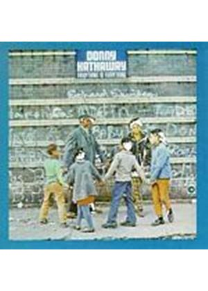 Donny Hathaway - Everything Is Everything (Music CD)