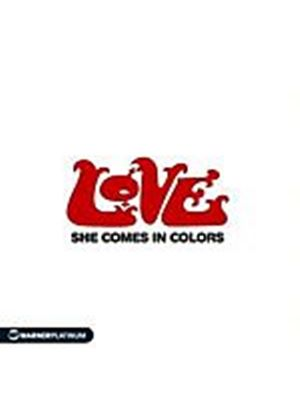 Love - She Comes In Colors - The Platinum Collection (Music CD)