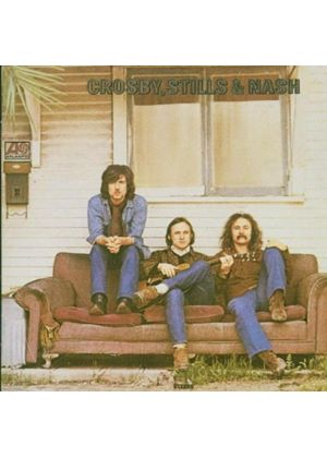 Crosby, Stills And Nash - Crosby, Stills And Nash (Remastered And Expanded) (Music CD)