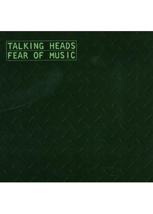 Talking Heads - Fear Of Music [Plus Dvd] [Remastered] (Music CD)