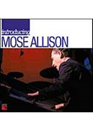 Mose Allison - Introducing: Mose Allison (Music CD)