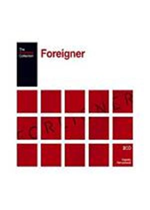 Foreigner - The Definitive Collection (2 CD) (Music CD)