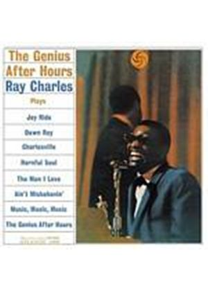 Ray Charles - The Genius After Hours (Music CD)