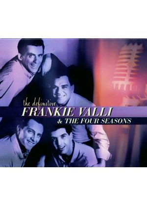 Frankie Valli And The Four Seasons - The Definitive (Music CD)