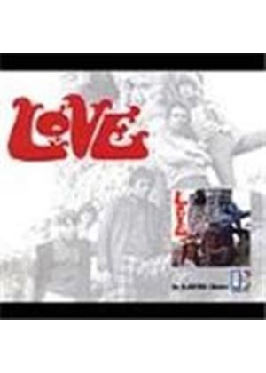 Love - Love (Mono/Stereo Expanded Edition) [Remastered] (Music CD)
