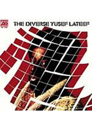 Yusef Lateef - The Diverse Yusef Lateef (Music CD)