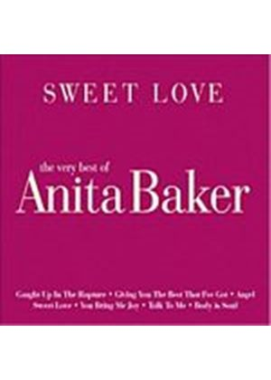 Anita Baker - Sweet Love: The Very Best Of (Music CD)