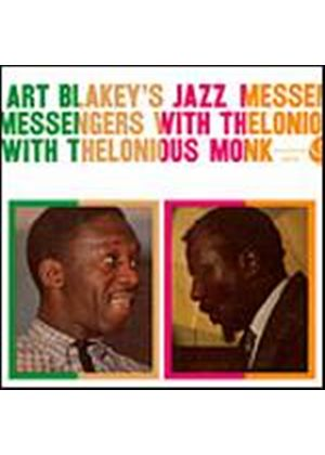Art Blakey And Thelonious Monk - Jazz Messengers (Music CD)