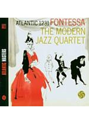 The Modern Jazz Quartet - Fontessa (Music CD)