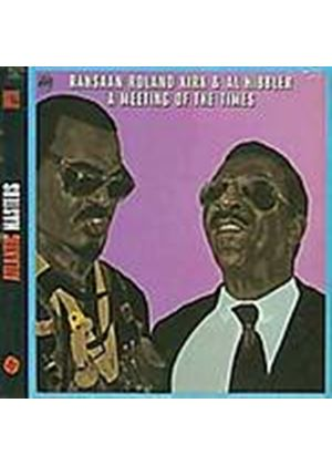 Roland Kirk & Al Hibbler - A Meeting Of The Times (Music CD)