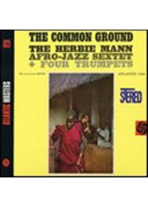 Herbie Mann - The Common Ground (Music CD)
