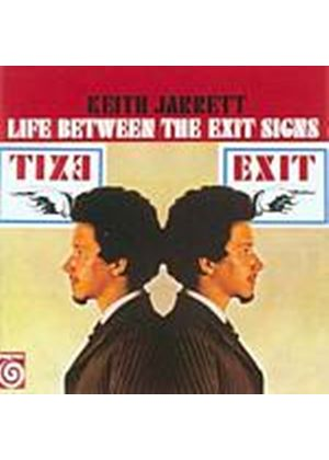 Keith Jarrett - Life Between The Exit Signs (Music CD)