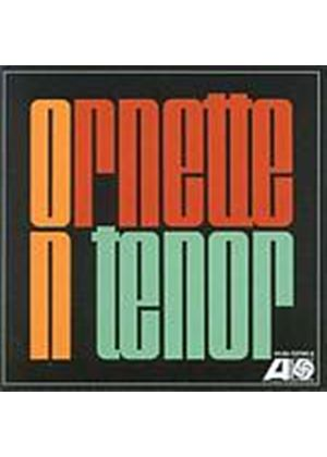 Ornette Coleman - Ornette On Tenor (Music CD)