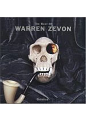 Warren Zevon - Genius: The Best Of Warren Zevon (Music CD)