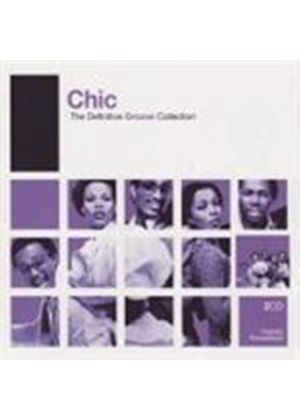 Chic - The Definitive Groove Collection (2 CD) (Music CD)