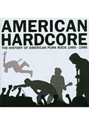 Various Artists - American Hardcore: The History Of American Punk Rock (Music CD)