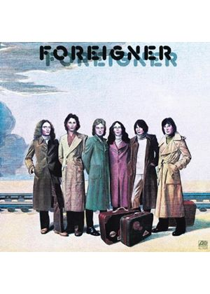 Foreigner - Foreigner (Expanded And Remastered) (Music CD)